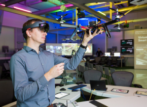 Augmented reality at workplace: 'It's not sci-fi'